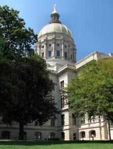 GA capitol building